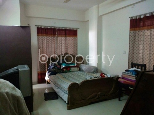 Bedroom - 3 Bed Apartment for Sale in Shyamoli, Dhaka - 1766786