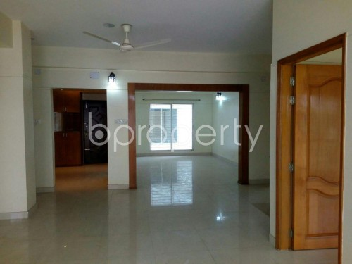 Dining area - 4 Bed Apartment for Sale in Banani, Dhaka - 1767993