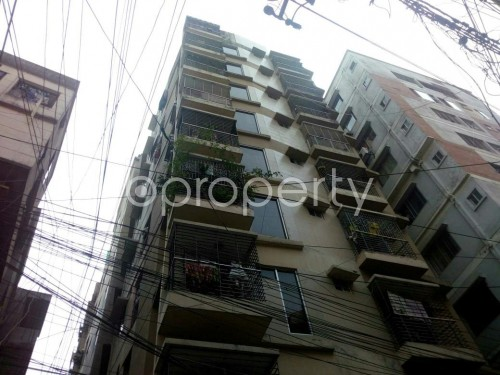 Outside view - 2 Bed Apartment for Sale in Motijheel, Dhaka - 1768081