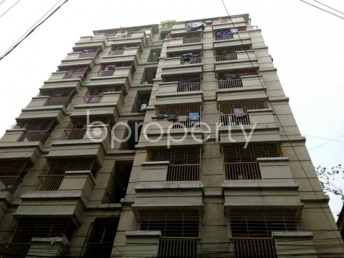 Outside view - 3 Bed Apartment for Sale in Sutrapur, Dhaka - 1774018