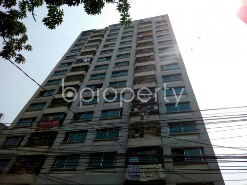 Outside view - 3 Bed Apartment for Sale in Sutrapur, Dhaka - 1776029