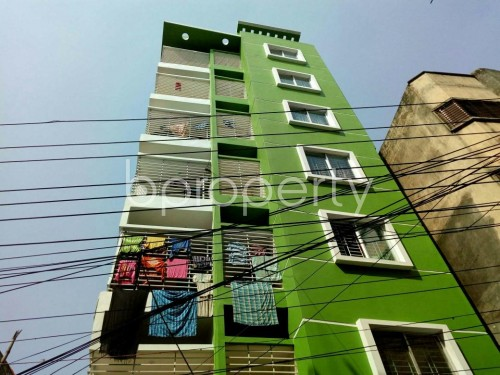 Outside view - 2 Bed Apartment for Sale in Lalbagh, Dhaka - 1779172