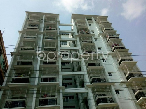 Outside view - 3 Bed Apartment for Sale in Lalbagh, Dhaka - 1779485
