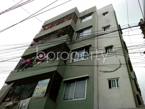 Outside view - 3 Bed Apartment for Sale in Sutrapur, Dhaka - 1780924