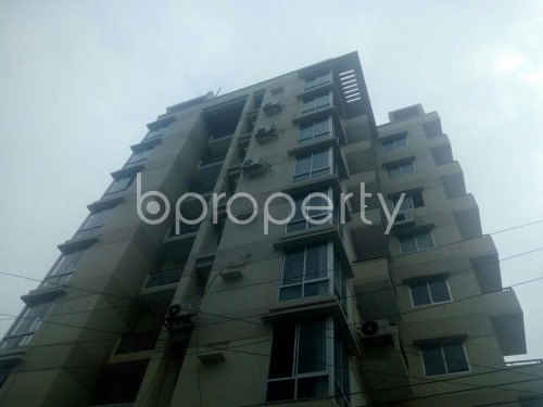 Outside view - 3 Bed Apartment for Sale in Baridhara, Dhaka - 1781403