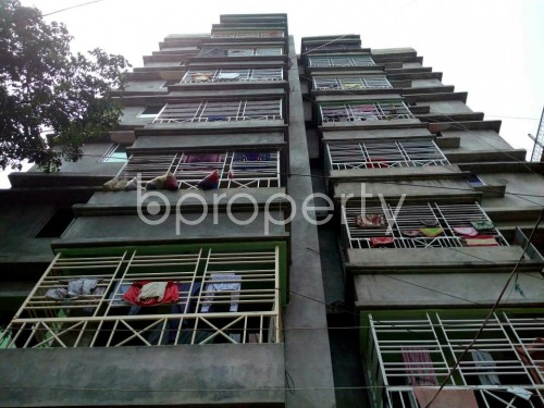 Outside view - 2 Bed Apartment for Sale in Sutrapur, Dhaka - 1785871