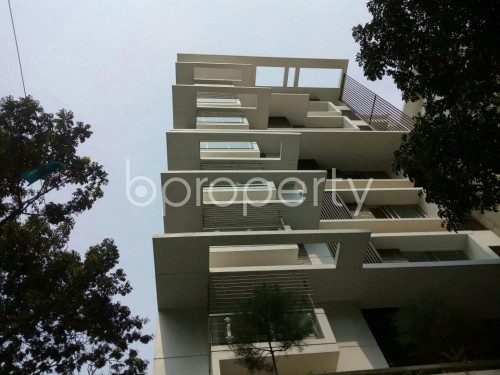 Outside view - 3 Bed Apartment for Sale in Gulshan, Dhaka - 1791237