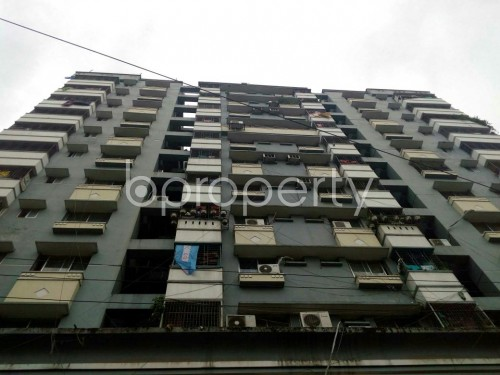 Outside view - 4 Bed Apartment for Sale in Motijheel, Dhaka - 1791926