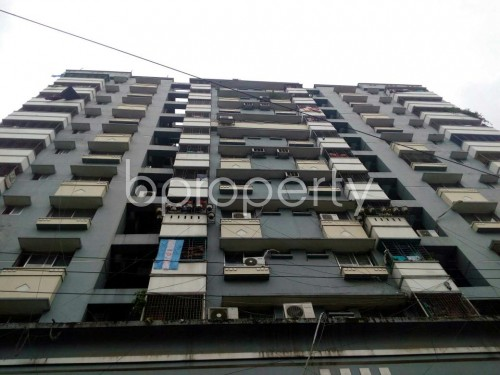 Outside view - 4 Bed Apartment for Sale in Motijheel, Dhaka - 1791927