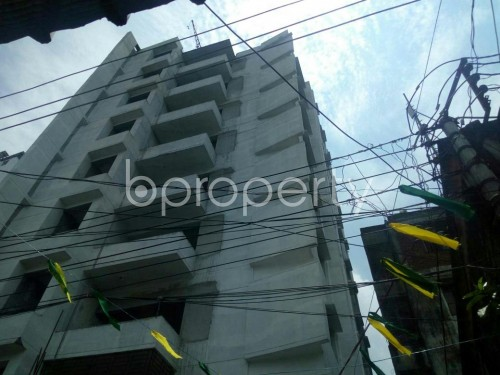 Street View - 3 Bed Apartment for Sale in Malibagh, Dhaka - 1792174