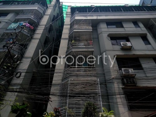 Image 1 - 3 Bed Apartment for Sale in Shyamoli, Dhaka - 1793963