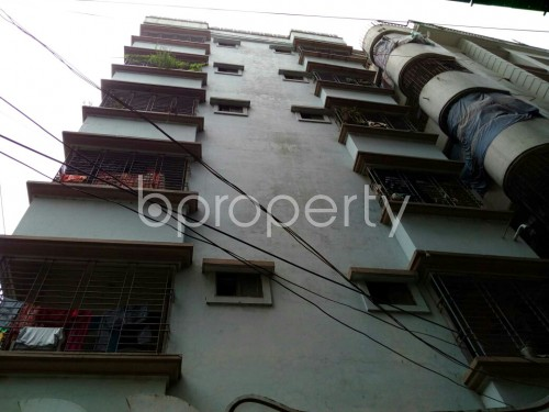 Outside view - 2 Bed Apartment to Rent in North Shahjahanpur, Dhaka - 1794294