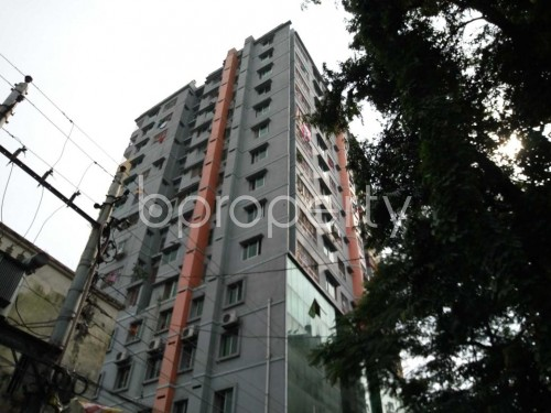 Front view - 3 Bed Apartment for Sale in Sutrapur, Dhaka - 1795962