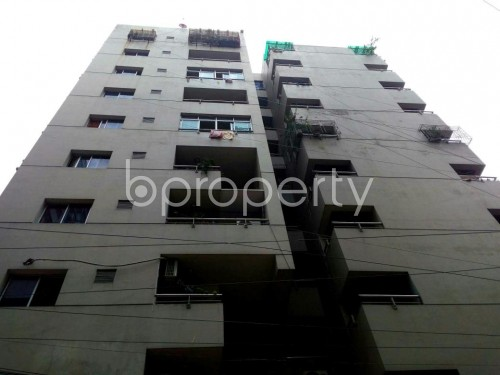 Outside view - 3 Bed Apartment for Sale in Motijheel, Dhaka - 1796119