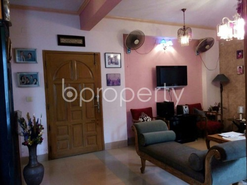 Image 1 - 3 Bed Apartment for Sale in Lalmatia, Dhaka - 1796642