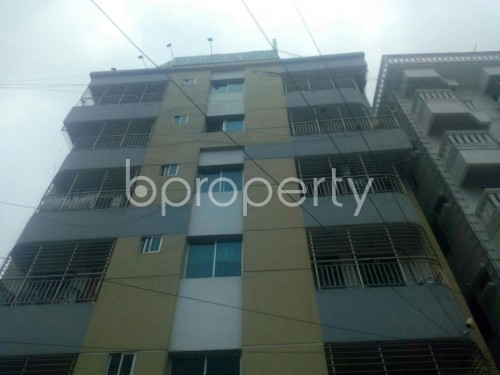 Outside view - 3 Bed Apartment for Sale in Baridhara, Dhaka - 1798393