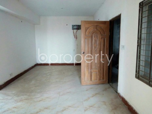 Dining area - 3 Bed Apartment for Sale in Adabor, Dhaka - 1798491