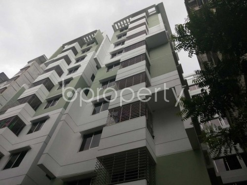 Outside view - 3 Bed Apartment for Sale in Shyamoli, Dhaka - 1798812