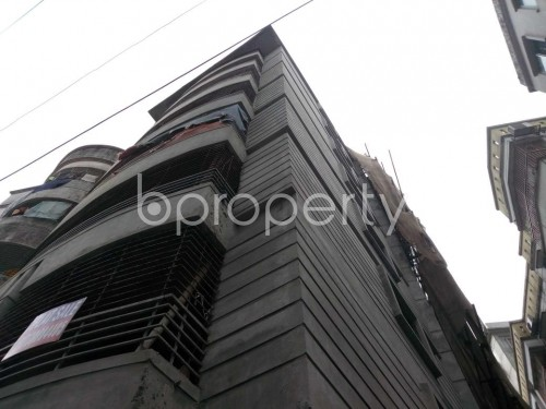 Outside view - 3 Bed Apartment for Sale in Lalbagh, Dhaka - 1800049