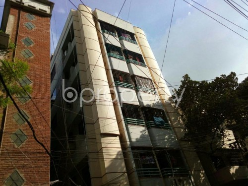 Outside view - 2 Bed Apartment for Sale in Lalmatia, Dhaka - 1800094