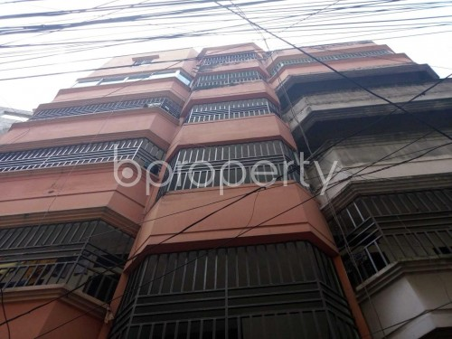 Outside view - 3 Bed Apartment for Sale in Hazaribag, Dhaka - 1802416