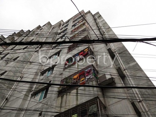 Front view - 2 Bed Apartment for Sale in Sutrapur, Dhaka - 1803438