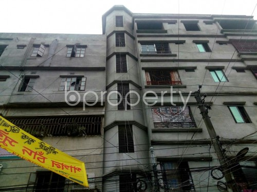 Front view - 3 Bed Apartment to Rent in Mugdapara, Dhaka - 1803634