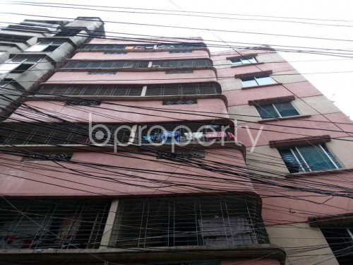 Front view - 2 Bed Apartment for Sale in Lalbagh, Dhaka - 1803808