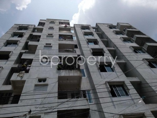 Outside view - 2 Bed Apartment for Sale in Hazaribag, Dhaka - 1805199
