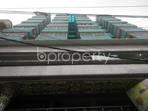 Front view - Shop to Rent in Kotwali, Dhaka - 1810705