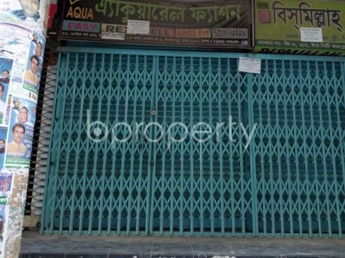 Front view - Shop to Rent in Kotwali, Dhaka - 1811172