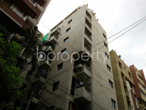 Outside view - 3 Bed Apartment for Sale in Lalmatia, Dhaka - 1811514