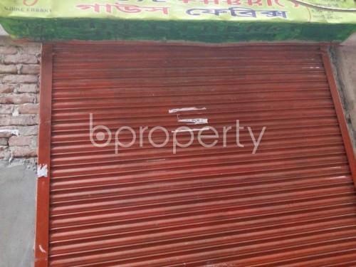 Front view - Shop to Rent in Kotwali, Dhaka - 1812802