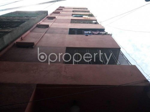 Front view - 2 Bed Apartment for Sale in Sutrapur, Dhaka - 1814144