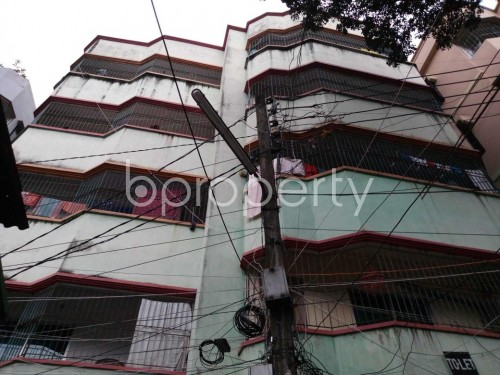 Front view - 2 Bed Apartment to Rent in Kuril , Dhaka - 1815077