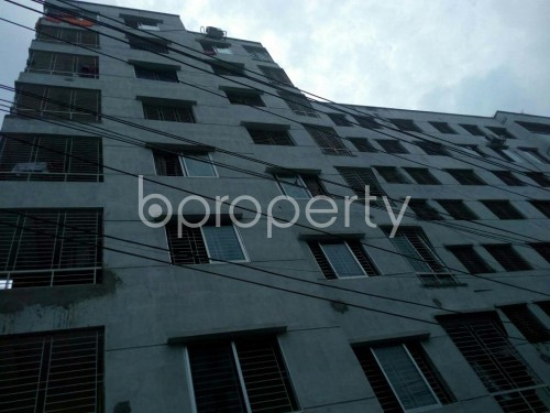 Outside view - 3 Bed Apartment for Sale in Hazaribag, Dhaka - 1816920