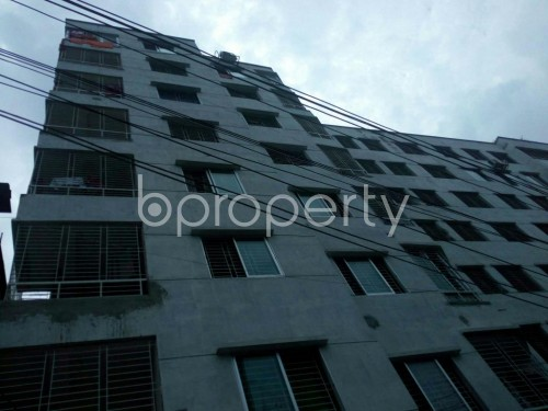 Outside view - 2 Bed Apartment for Sale in Hazaribag, Dhaka - 1816923