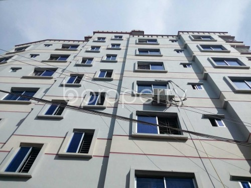 Front view - 3 Bed Apartment for Sale in Lalbagh, Dhaka - 1817858