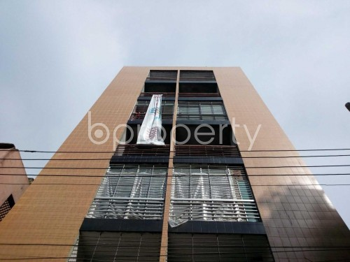 Front view - 3 Bed Apartment for Sale in Lalbagh, Dhaka - 1817885