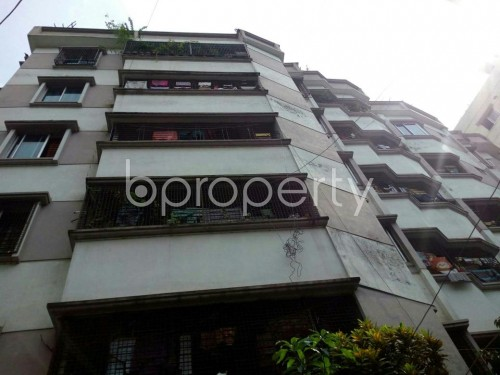 Outside view - 3 Bed Apartment for Sale in Hazaribag, Dhaka - 1818205