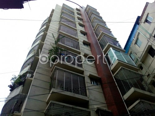 Outside view - 3 Bed Apartment for Sale in Shyamoli, Dhaka - 1818467