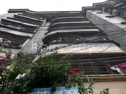 Front view - 2 Bed Apartment to Rent in Joar Sahara, Dhaka - 1818554