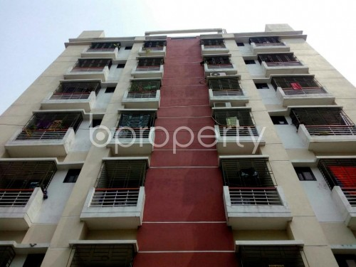 Front view - 3 Bed Apartment for Sale in Tejgaon, Dhaka - 1818725