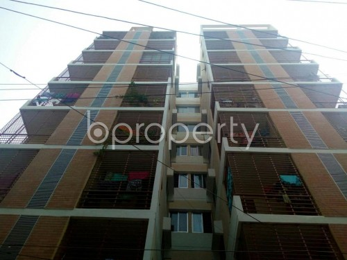 Front view - 2 Bed Apartment for Sale in Tejgaon, Dhaka - 1818899