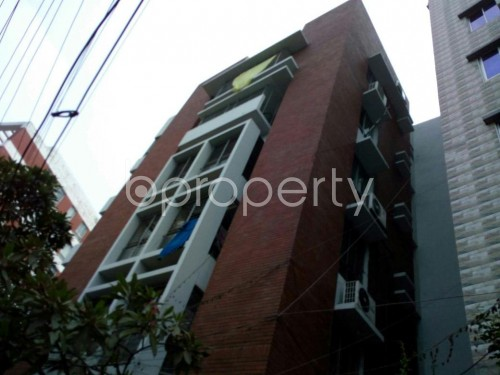 Outside view - 4 Bed Apartment for Sale in Lalmatia, Dhaka - 1819516