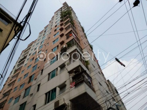 Outside view - 3 Bed Apartment for Sale in Sutrapur, Dhaka - 1819557