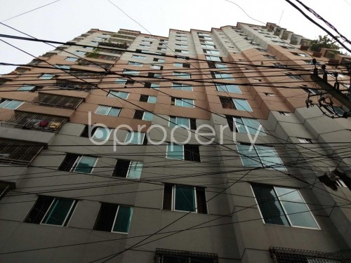 Front view - 3 Bed Apartment for Sale in Sutrapur, Dhaka - 1819565