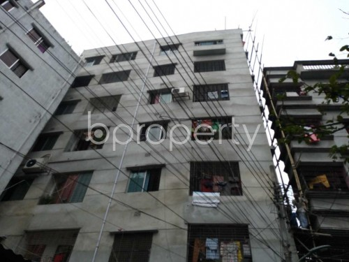 Front view - 2 Bed Apartment for Sale in Sutrapur, Dhaka - 1819576