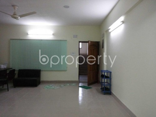 Dining area - 2 Bed Apartment to Rent in Joar Sahara, Dhaka - 1820784