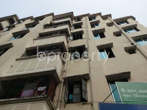 Front view - 2 Bed Apartment to Rent in Nadda, Dhaka - 1822174